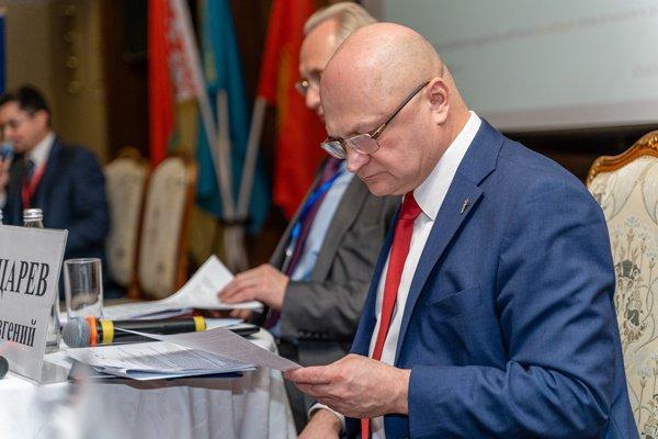 15 ноября 2018 г. — I Международная Ассамблея «ЛИЗИНГ ЕВРАЗИЯ»