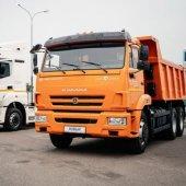 «КАМАЗ-ЛИЗИНГ» предлагает своим клиентам воспользоваться акционным предложением «Самосвал на спецусловиях»