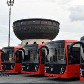 ГТЛК поставила в Казань партию автобусов в рамках нацпроекта «Безопасные и качественные автомобильные дороги»