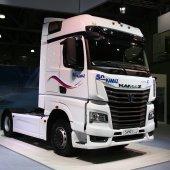1 место по объему лизингового портфеля в сегменте грузового автотранспорта